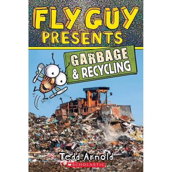 Fly Guy Presents Garbage and Recycling-BuyBookBook
