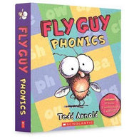 Fly Guy Phonics Collection (12 Books + 1 CD)-BuyBookBook