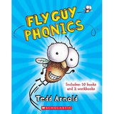 Fly Guy Phonics Collection (12 Books)-BuyBookBook