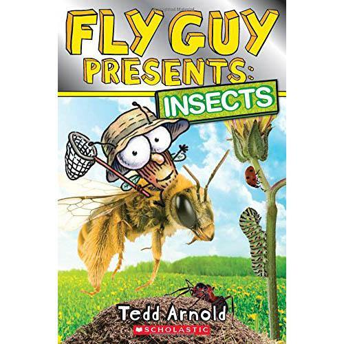 Fly Guy Presents Insects-BuyBookBook