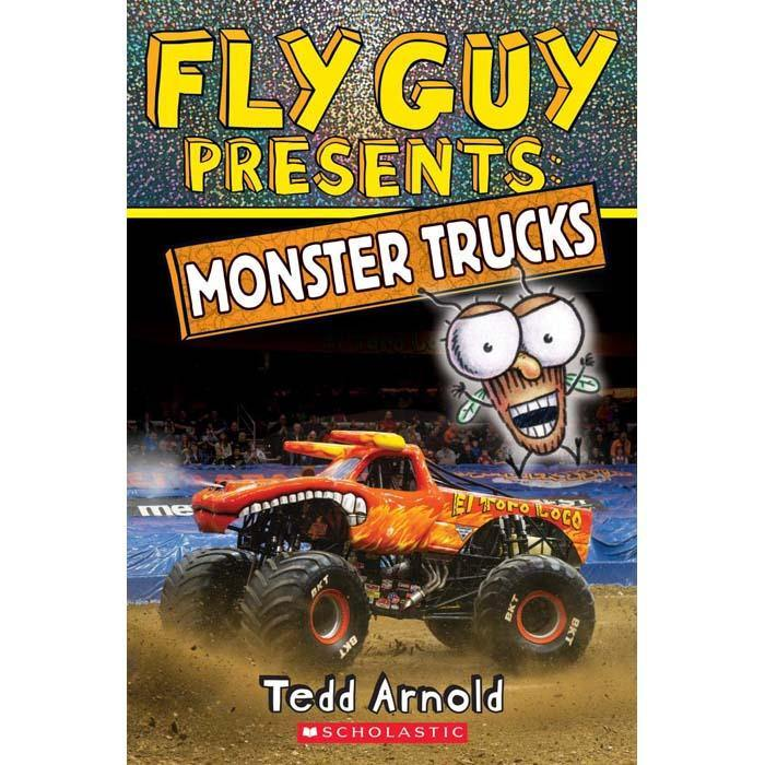 Fly Guy Presents Monster Trucks-BuyBookBook