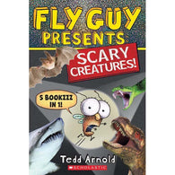 Fly Guy Presents Scary Creatures!-BuyBookBook