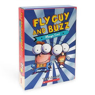 Fly Guy and Buzz Mega Collection (15 Books)-BuyBookBook