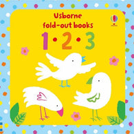 Fold-Out books 123-BuyBookBook