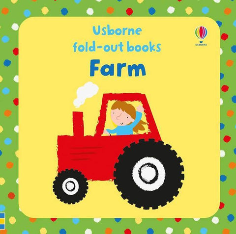 Fold-Out books Farm-BuyBookBook