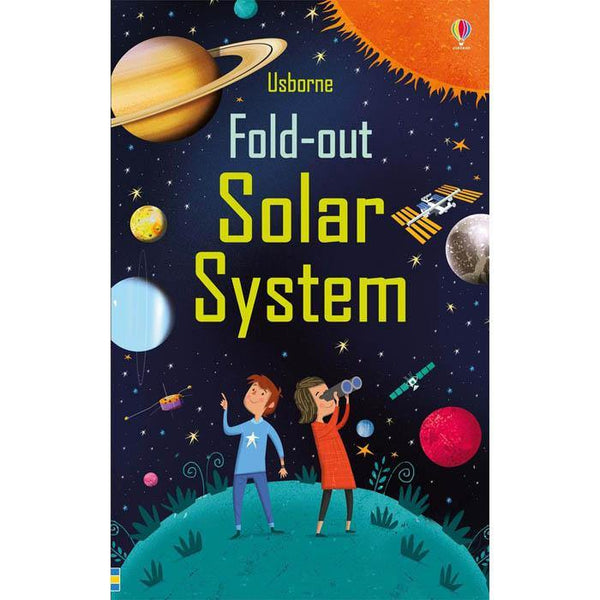 Fold-out solar system-BuyBookBook