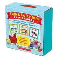Folk & Fairy Tale Easy Readers Parent Pack Classic Stories (15 book)-BuyBookBook