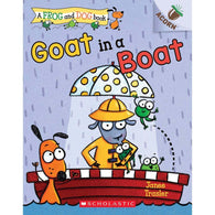 Frog and Dog #02 Goat in a Boat (Acorn)-BuyBookBook