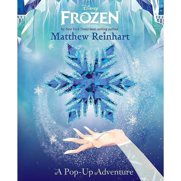Frozen A Pop-up Adventure-BuyBookBook
