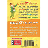 Geronimo Stilton #75 Sticky Situation, The-BuyBookBook