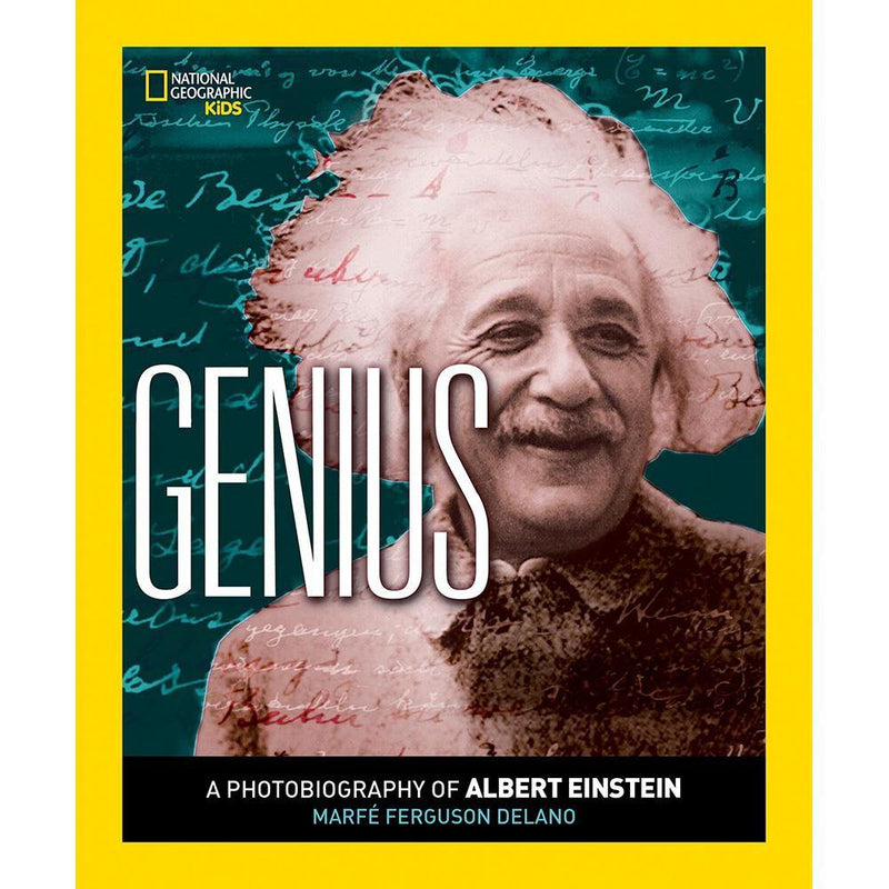 NGK: Genius-A Photobiography of Albert Einstein-BuyBookBook