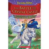Geronimo Stilton Kingdom of Fantasy #13 The Battle for Crystal Castle-BuyBookBook
