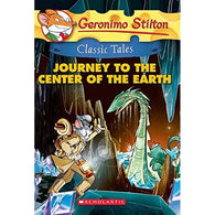 Geronimo Stilton Classic Tales #9 Journey to the Center of the Earth-BuyBookBook