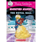 Thea Stilton Mouseford Academy #16 The Royal Ball-BuyBookBook