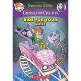 Geronimo Stilton Creepella Von Cacklefur #06 Ride for Your Life!-BuyBookBook