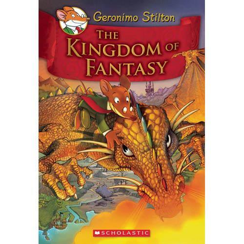 Geronimo Stilton Kingdom of Fantasy