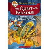 Geronimo Stilton Kingdom of Fantasy #02 The Quest for Paradise-BuyBookBook