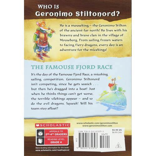 Geronimo Stilton Micekings