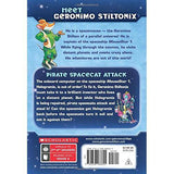 Geronimo Stilton Spacemice #10 Pirate Spacecat Attack-BuyBookBook