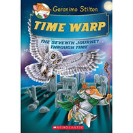 Geronimo Stilton The Journey Through Time #07 Time Warp-BuyBookBook
