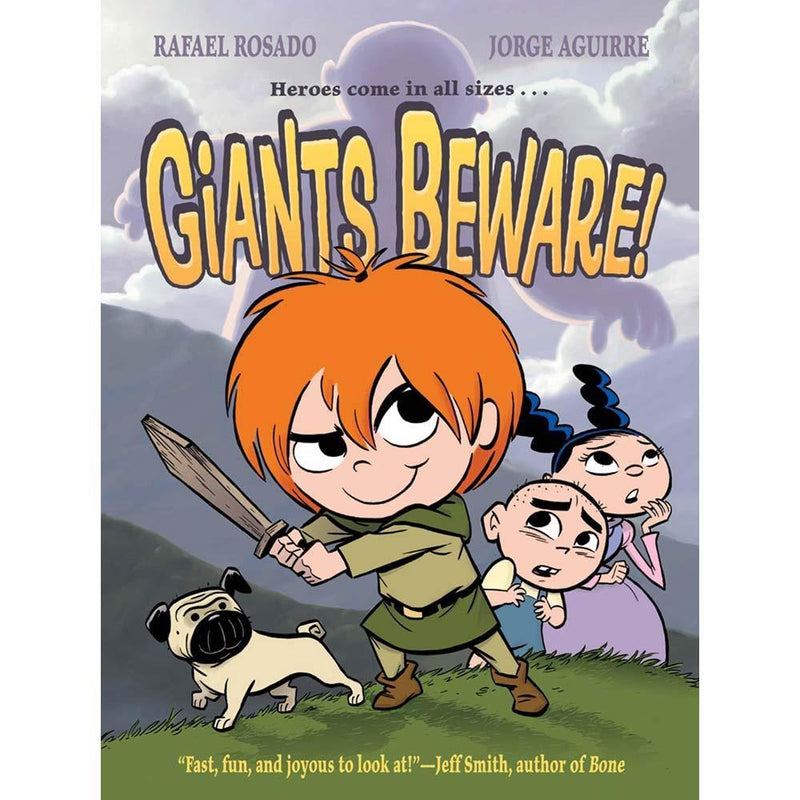 Giants Beware! (The Chronicles of Claudette)-BuyBookBook