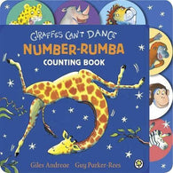 Giraffes Can't Dance: Number Rumba Counting Book-BuyBookBook