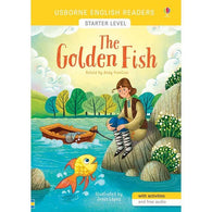 Golden Fish, The (with Audio QR Code)-BuyBookBook