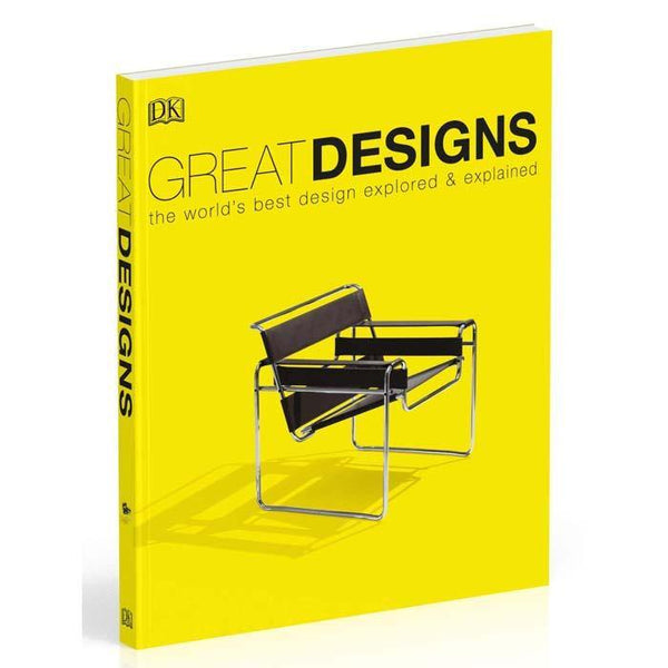 Great Designs- The World's Best Design Explored and Explained (Hardback)-BuyBookBook