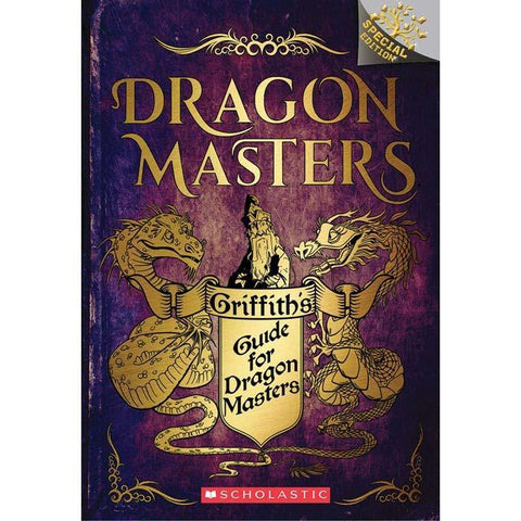 Griffith's Guide for Dragon Masters (Branches)-BuyBookBook