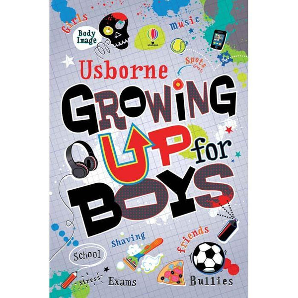 Growing Up for Boys-BuyBookBook