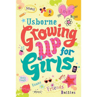 Growing Up for Girls-BuyBookBook