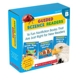 Guided Science Readers Parent Pack Level B (16 Book)-BuyBookBook