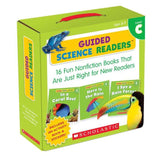 Guided Science Readers Parent Pack Level C (16 Book)-BuyBookBook
