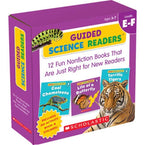 Guided Science Readers Parent Pack Level E-F (16 Book)-BuyBookBook