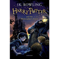 Harry Potter (#1) and the Philosopher's Stone (Hardback)-BuyBookBook