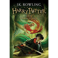 Harry Potter (#2) and the Chamber of Secrets (Hardback)-BuyBookBook