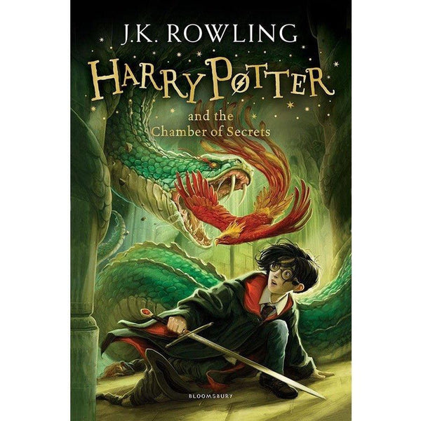 Harry Potter (#2) and the Chamber of Secrets (Paperback)-BuyBookBook