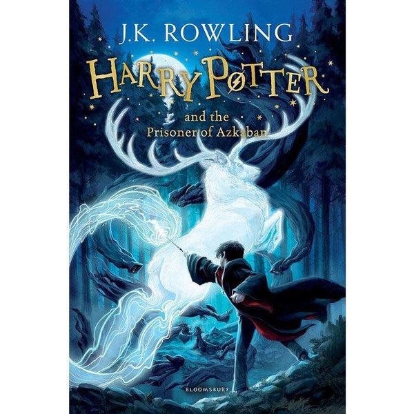 Harry Potter (#3) and the Prisoner of Azkaban (Paperback)-BuyBookBook