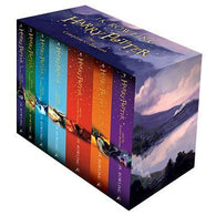 Harry Potter Children Edition Collection #1-7 (7 Books)-BuyBookBook