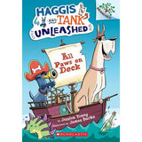 Haggis and Tank Unleashed #1 All Paws on Deck (Branches)-BuyBookBook