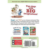 Haggis and Tank Unleashed #2 Digging for Dinos (Branches)-BuyBookBook