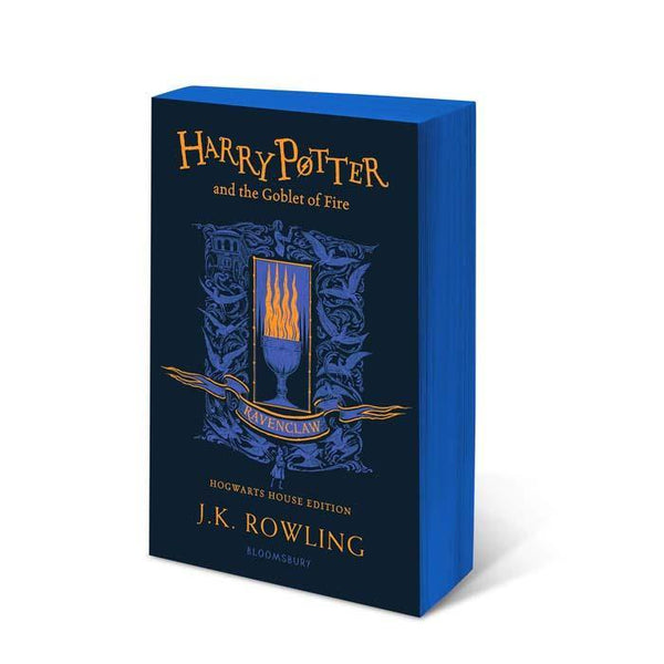 Harry Potter (#4) and the Goblet of Fire (Ravenclaw Paperback)-BuyBookBook