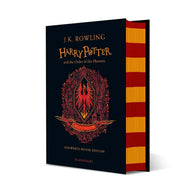 Harry Potter (#5) and the Order of the Phoenix (Gryffindor Hardback)-BuyBookBook