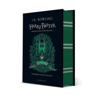 Harry Potter (#5) and the Order of the Phoenix (Slytherin Hardback)-BuyBookBook