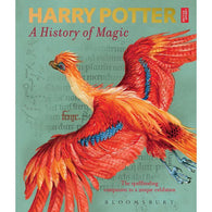 Harry Potter - A History of Magic (Paperback)-BuyBookBook