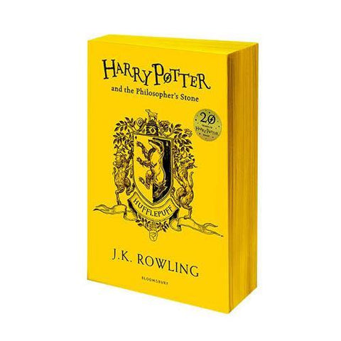 Harry Potter (#1) and the Philosopher's Stone (Hufflepuff Edition)-BuyBookBook