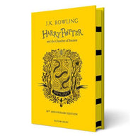 Harry Potter (#2) and the Chamber of Secrets (Hufflepuff Hardback)-BuyBookBook