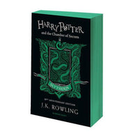 Harry Potter (#2) and the Chamber of Secrets (Slytherin Paperback)-BuyBookBook