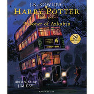 Harry Potter (#3) and the Prisoner of Azkaban Illustrated Edition (Hardback)-BuyBookBook