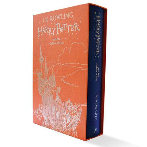 Harry Potter (#4) and the Goblet of Fire (Gift Edition)-BuyBookBook